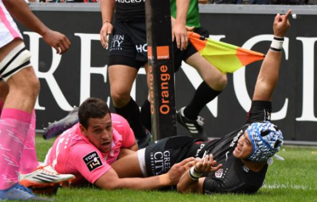 Kolbe's star continues to rise in France