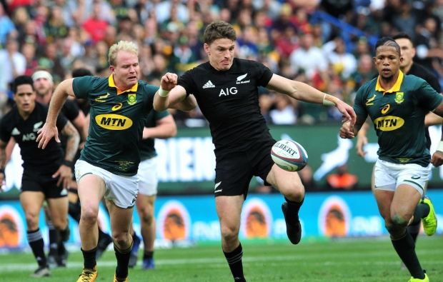 Halfbacks hurting Bok cause