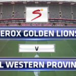 Highlights: Golden Lions vs Western Province