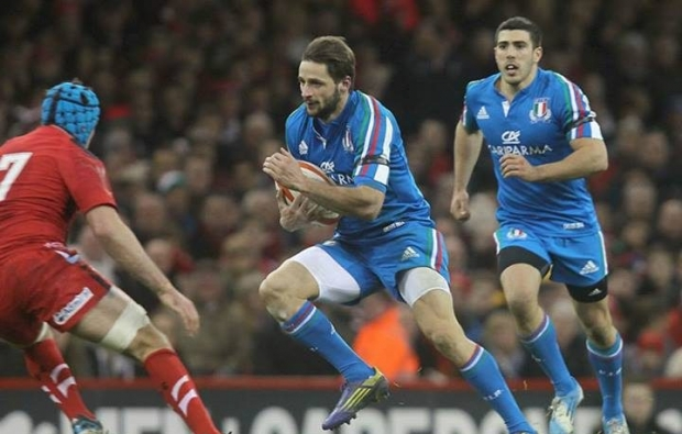 Italy swap two for Bok clash