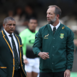 Allister Coetzee and Brendan Venter