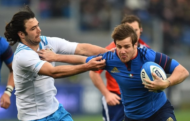 France fire in second half as Italy fade