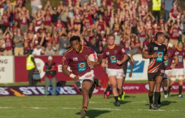 Maroon Machine march into final