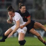 England join New Zealand in final