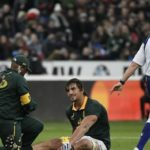 Eben in doubt for Italy clash