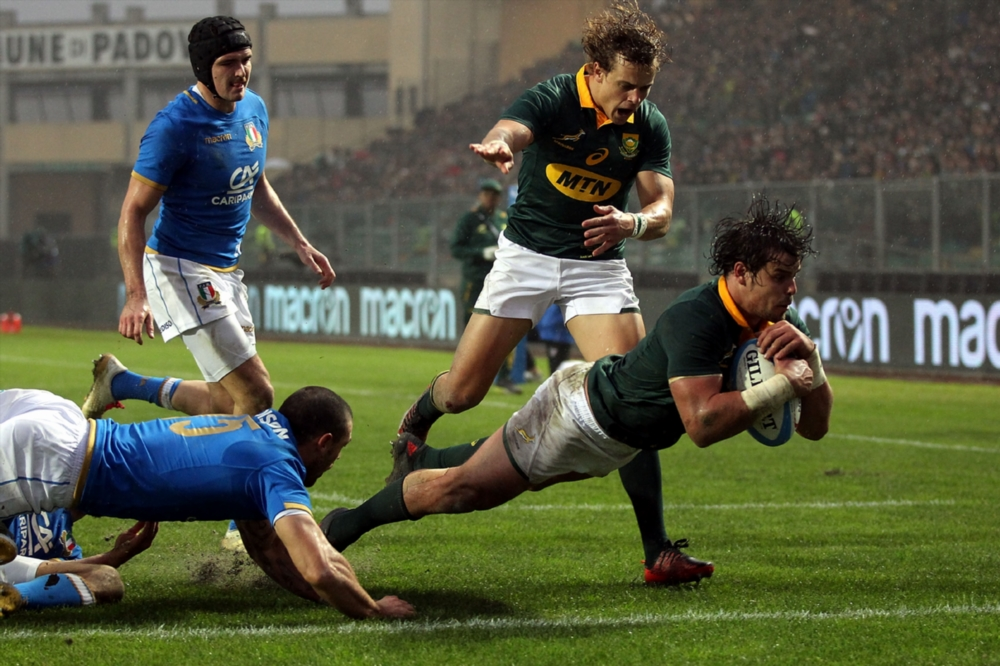 'Wales will be big challenge for Boks'