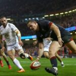 Amos spares Wales' blushes