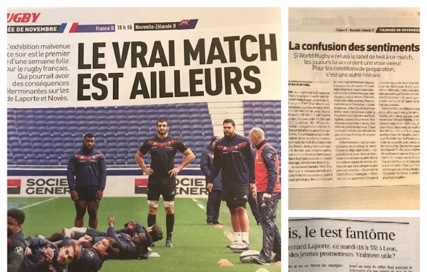 'Week of truth for French rugby'