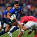 Japan power past Tonga
