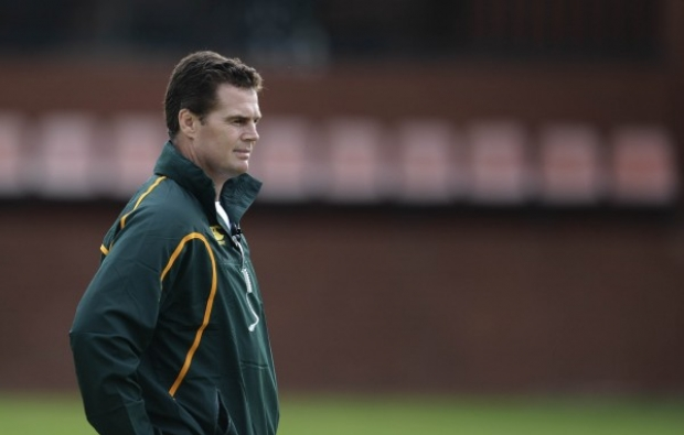 Rassie begins SA Rugby role
