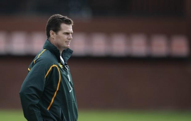 Rassie begins SA Rugby role