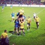 Romania stun Samoa