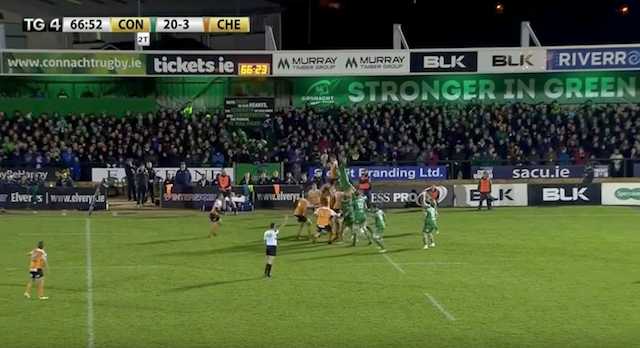 Highlights: Connacht vs Cheetahs