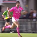 Watch: Steyn scores cracker for Stade