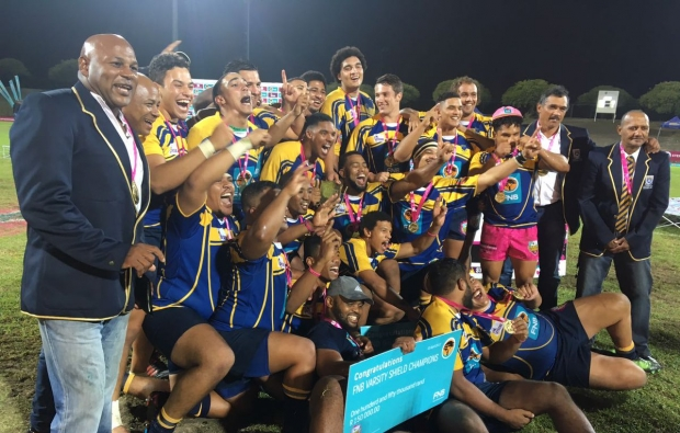 UWC crowned Varsity Shield champs