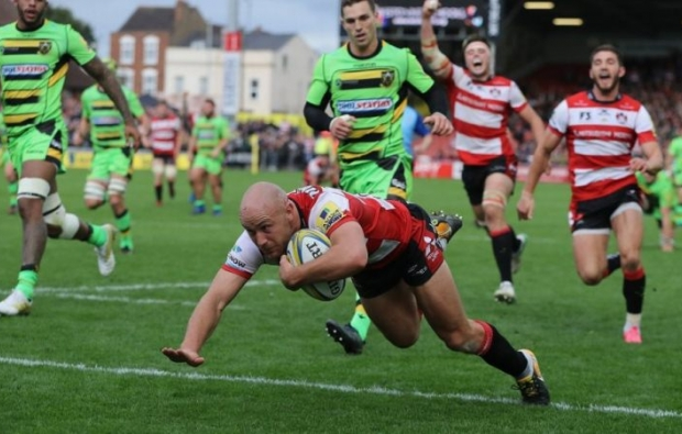 Ackers' Gloucester back to winning ways