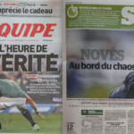 'Hour of truth for Boks, France'