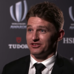 Watch: Barrett on winning award