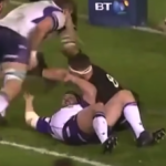 Watch: Cynical Read escapes punishment