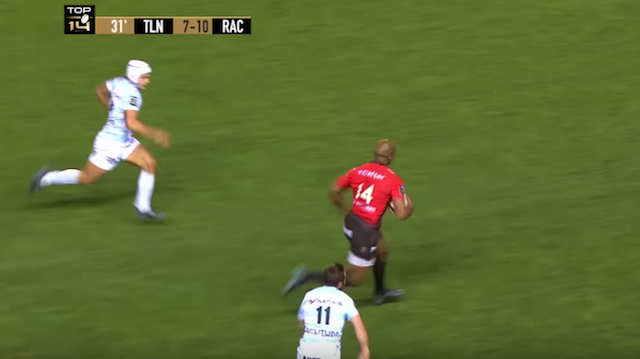 Highlights: Toulon vs Racing 92