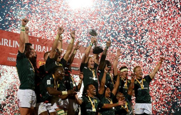 Blitzboks retain Dubai crown