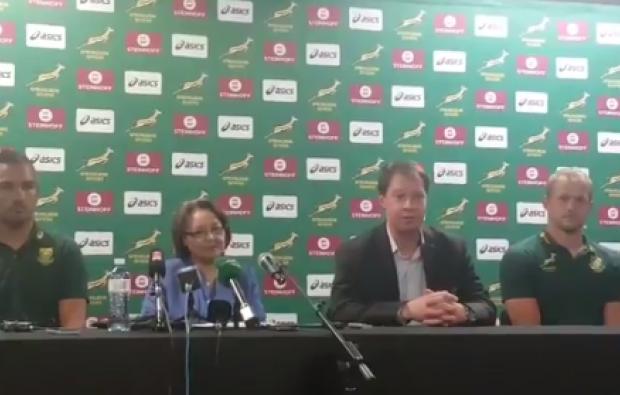 Watch: Blitzboks press conference