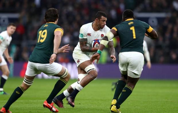 England to embrace Bok challenge