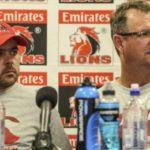 Lions lose defence coach