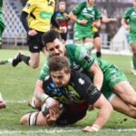 Meyer helps Zebre sink Connacht