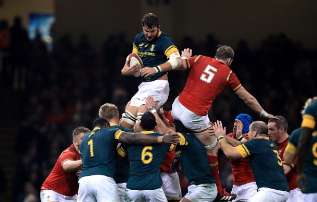 Stats and Facts: South Africa vs Wales