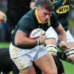 Marx up for three SA Rugby awards