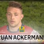 Watch: Ackermann named Premiership's best
