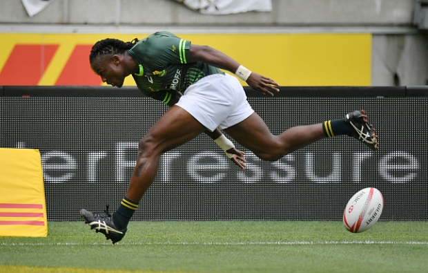 Senatla stars as Blitzboks crush Kenya