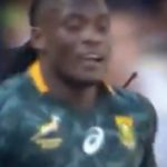 Watch: Senatla scores 200th try