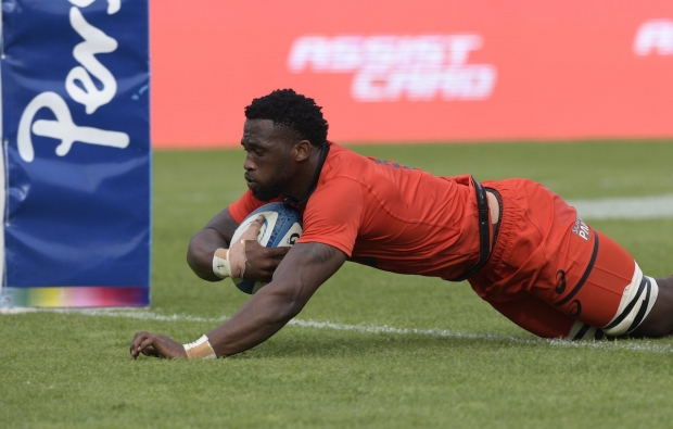 Players vote Kolisi SA's best
