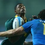 Gelant, Du Preez start for Boks