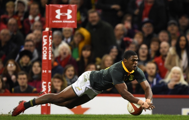 It's official: Gelant, Smith in Bok RWC squad