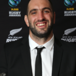 Whitelock wins big at NZ awards