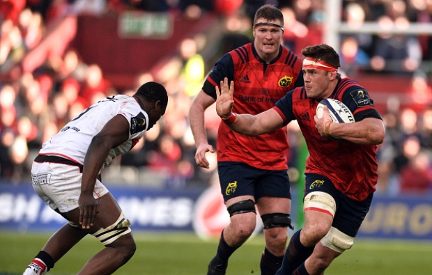 Stander extends stay at Munster