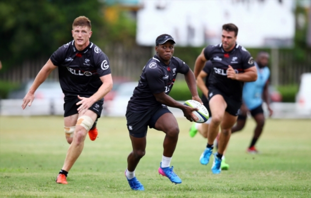 Radebe makes Sharks return