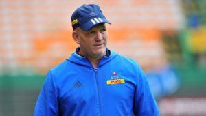 WP coach John Dobson