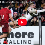 Highlights: Ulster vs Munster