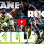 Watch: Insane rugby skills 2017