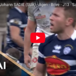 Watch: Sadie scores for Agen