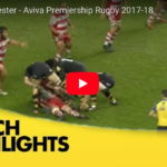 Highlights: Wasps vs Gloucester
