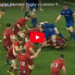 Highlights: Munster vs Leinster