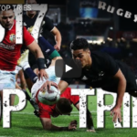 Watch: Top tries of 2017