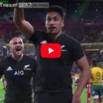 Watch: Top 10 All Blacks tries of 2017