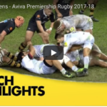 Highlights: Wasps vs Saracens