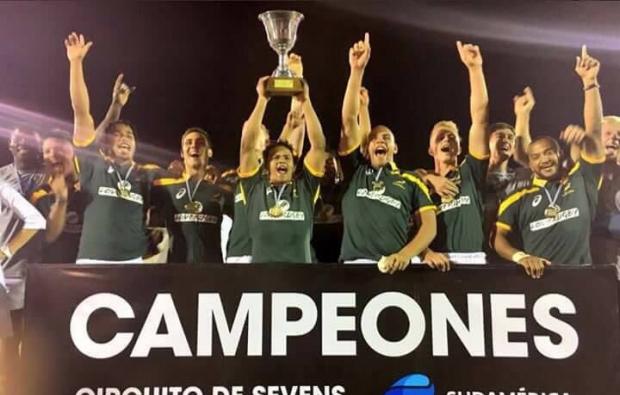 Title success for SA Sevens Academy